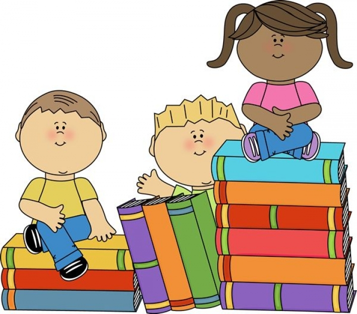 Story Time Clip Art