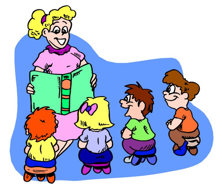 Story Time Clipart Each storytime will be | Library Clipart | Pinterest | Story time