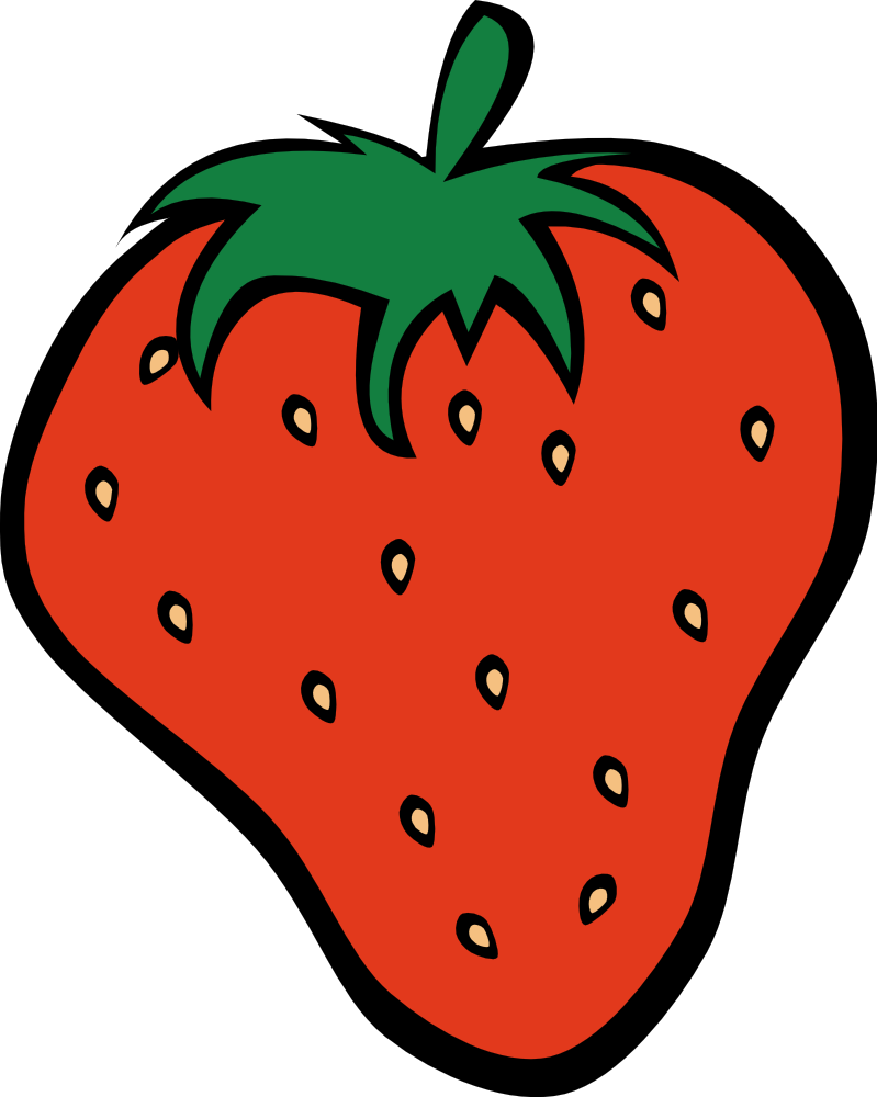 Strawberry Clip Art-Strawberry Clip Art-19