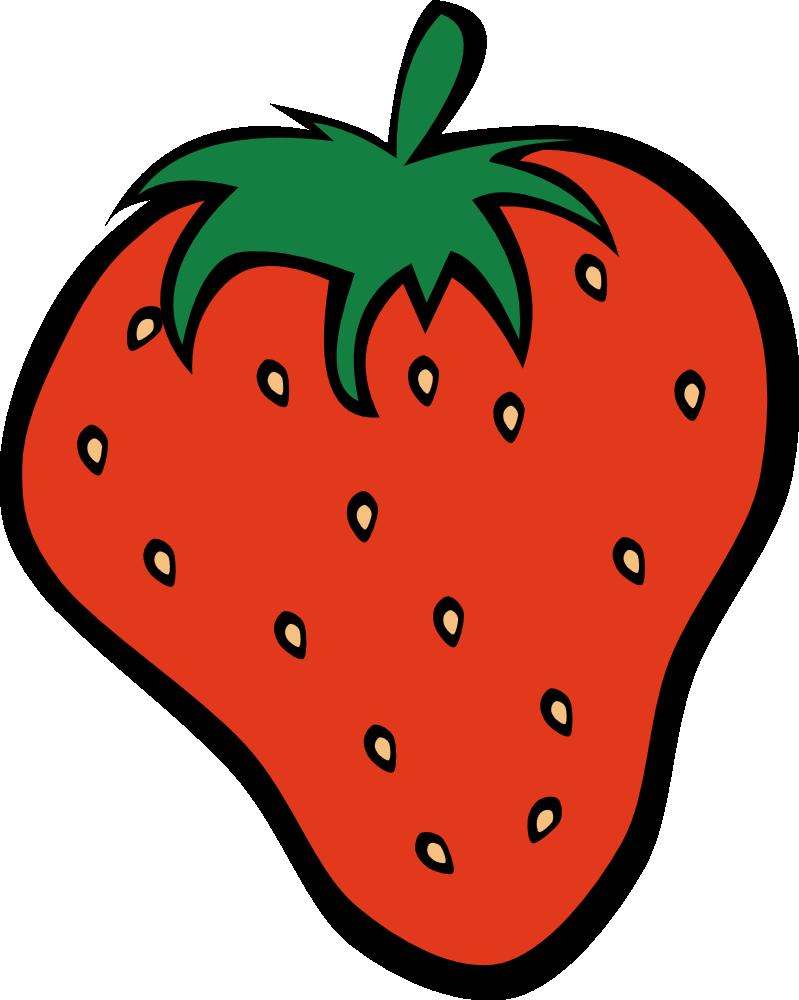 Strawberry Clip Art-Strawberry Clip Art-2