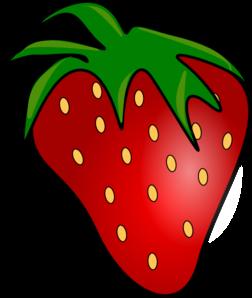 Strawberry Clip Art-Strawberry Clip Art-10