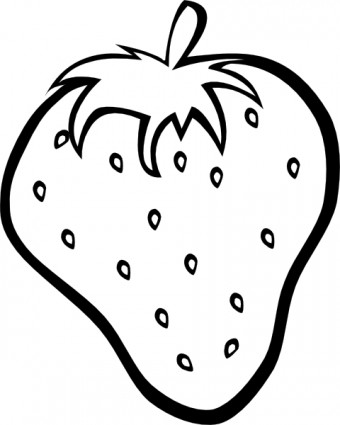 Strawberry Clipart-strawberry clipart-18