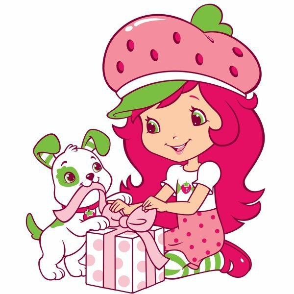 Strawberry Shortcake Clip Art - Strawberry Shortcake @ Toy-