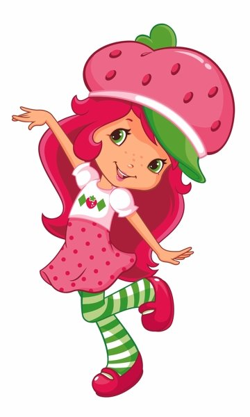 Strawberry Shortcake Clipart Free Clip Art Images