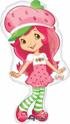 strawberry shortcake images clipart | Globorama Blog el divertido mundo del Globo Metálico: 30-