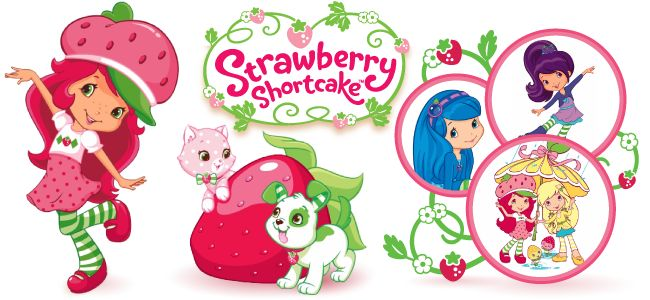 strawberry shortcake images clipart | Strawberry Shortcake | Join Strawberry and Friends in Berry Bitty City ... | Strawberry Shortcake | Pinterest ...