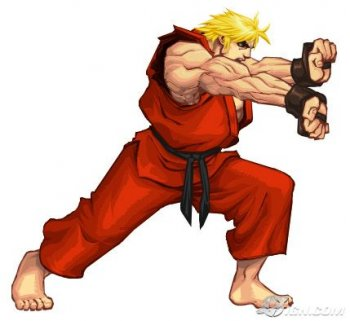 Street Fighter Clipart-Clipartlook.com-350