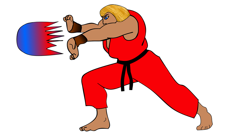 street fighter kavga dövüş sanatları-street fighter kavga dövüş sanatları fireball büyü-7