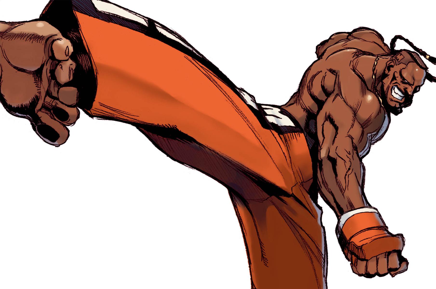 Super Street Fighter 2 Turbo Revival - Character Artwork. u003e