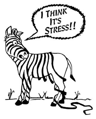 stress clipart