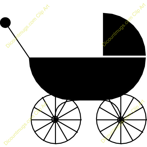 Baby Stroller Clip Art & Look At Clip Art Images - ClipartLook