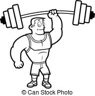 ... Strong Man; Lifting Weights-... Strong man; Lifting Weights-12
