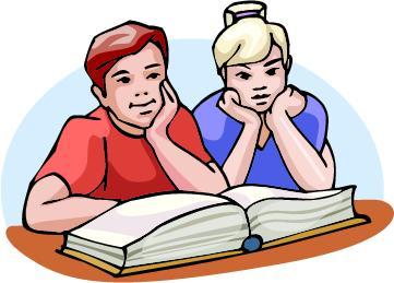 student studying clipart-student studying clipart-2