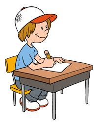 Student At Desk-Student At Desk-10