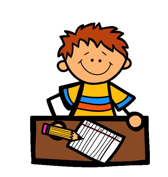 Student Images Clip Art