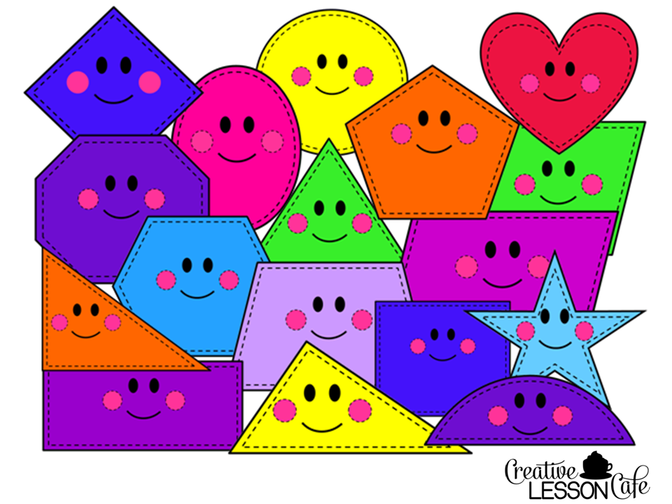 Student Math Shapes Clipart - ClipartFes-Student math shapes clipart - ClipartFest-17