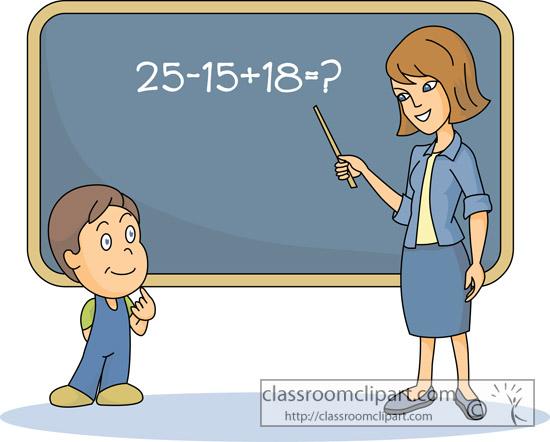Math Teacher Clipart & Look At Clip Art Images - ClipartLook