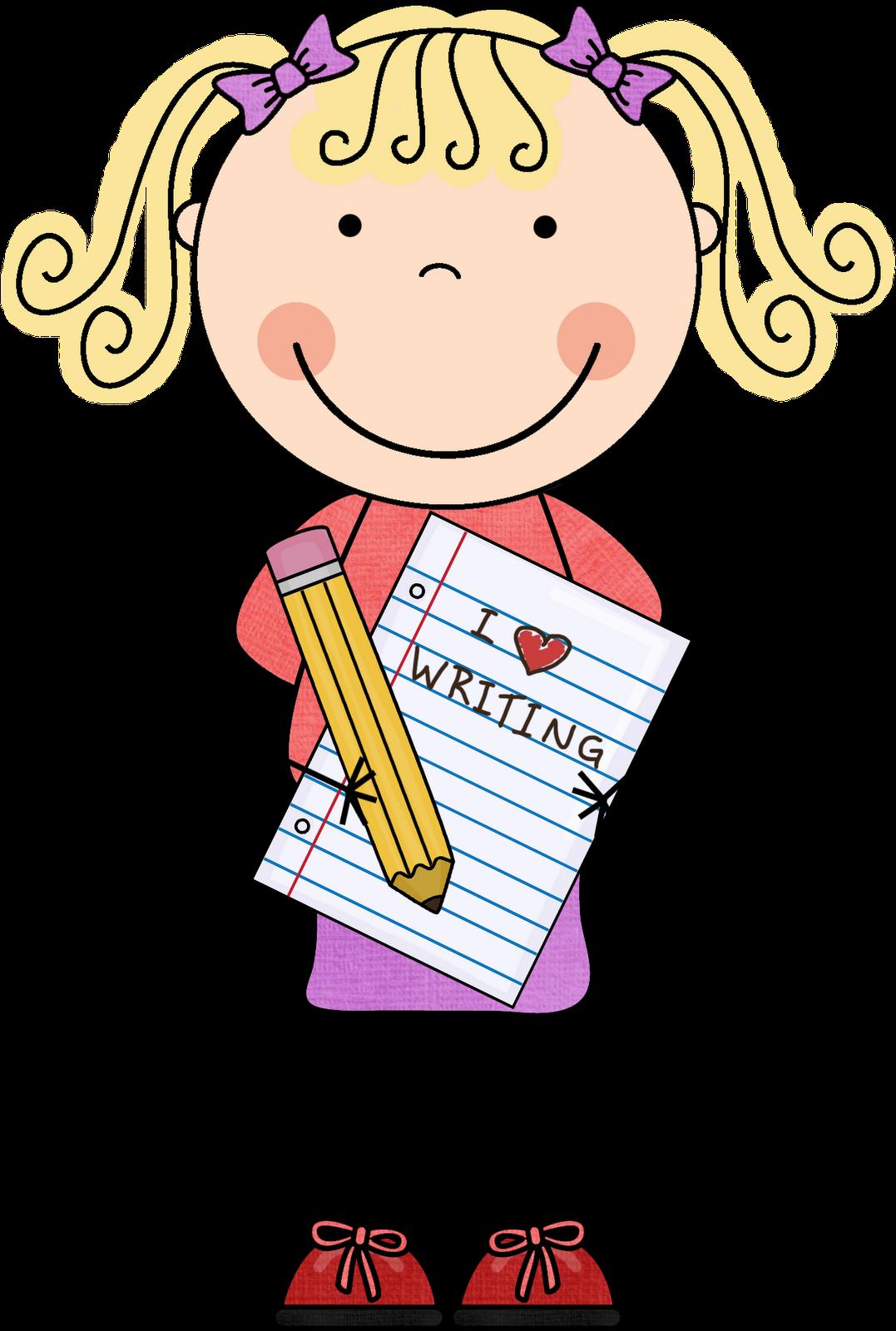 Student writing clipart-Student writing clipart-7