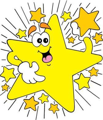 Students With Star Work And ..
