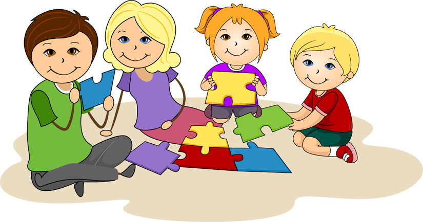 Students Working Together Thi - Students Working Clipart