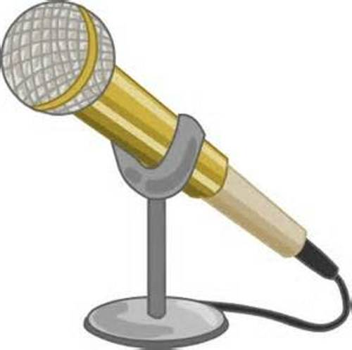 Studio Microphone Clip Art | Clipart library - Free Clipart Images
