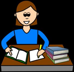 Study Clip Art At Clker Com Vector Clip Art Online Royalty Free
