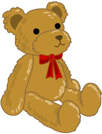 Stuffed Animal Clipart Free .-Stuffed Animal Clipart Free .-9