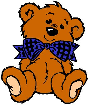 Stuffed Animals Clip Art; Teddy Bear Clip Art ...