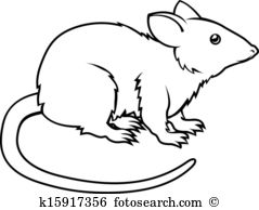 Stylised rat illustration-Stylised rat illustration-16