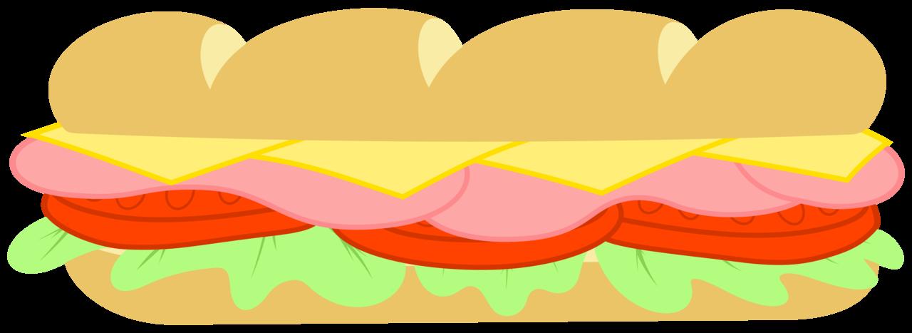 Sub Sandwich Clip Art-Sub Sandwich Clip Art-8