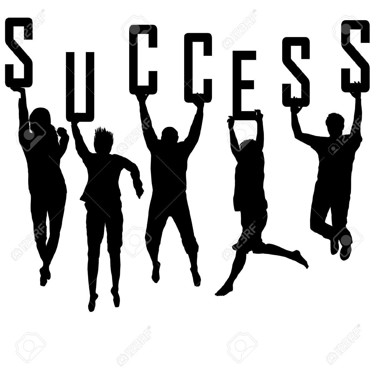 Success Clipart-Clipartlook.com-1300