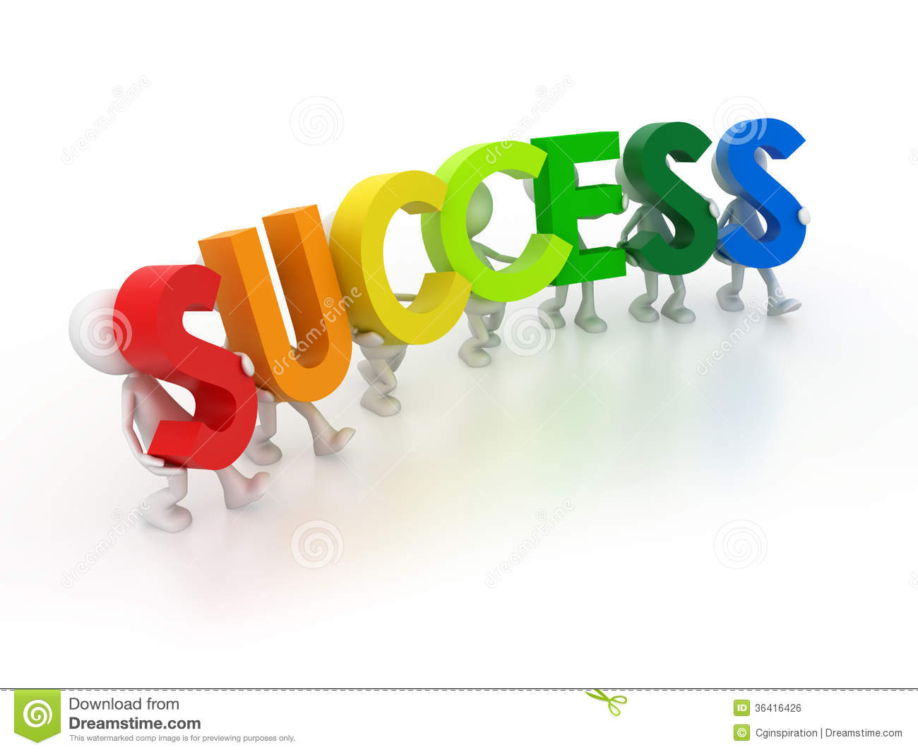 Success Team Royalty Free Stock Image Image 36416426
