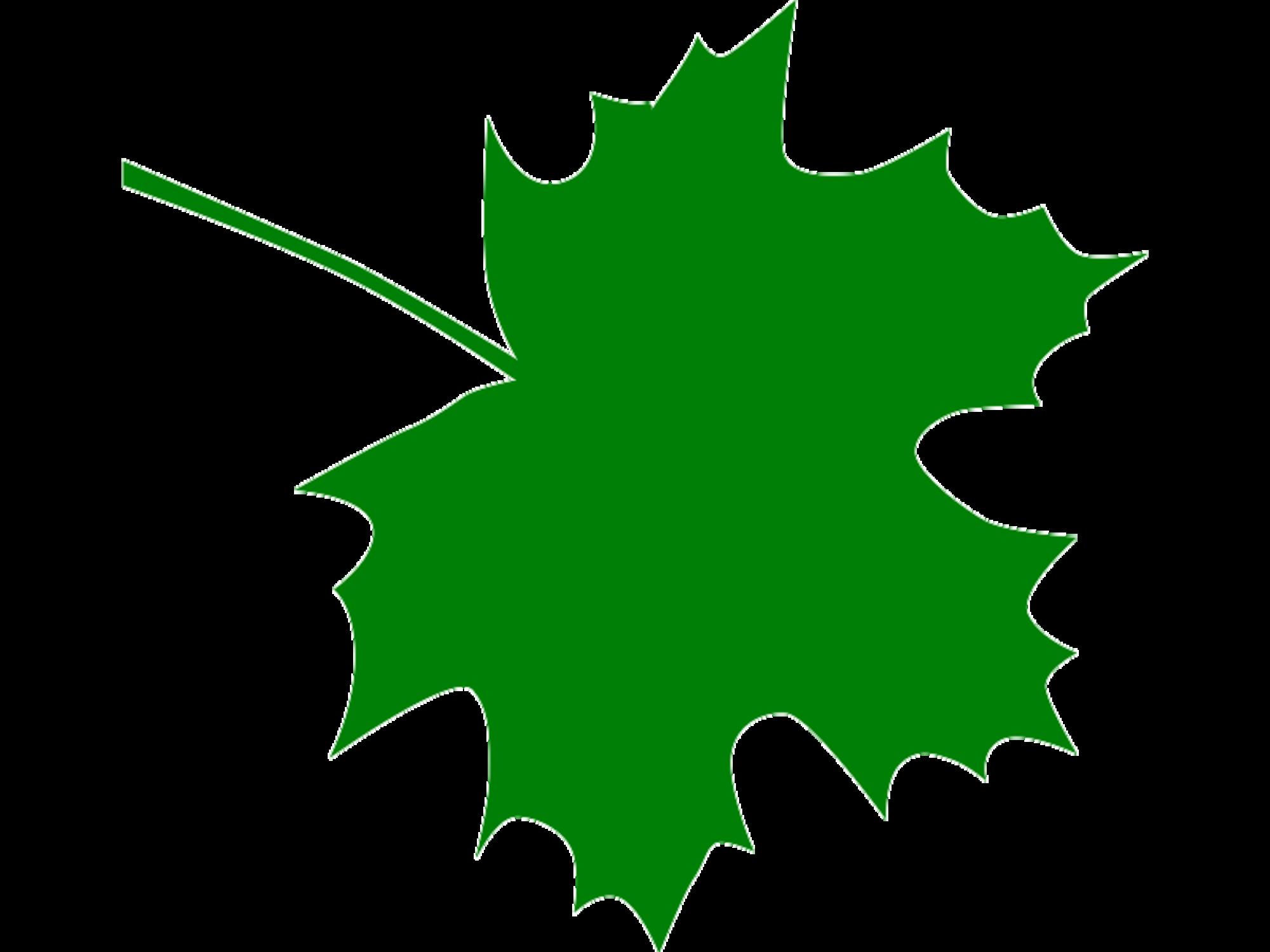 Sugar Maple Leaf Clipart Free Clip Art Images