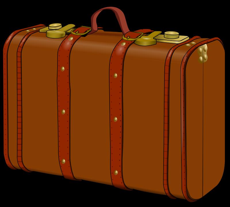 Suitcase Clip Art Images Free - Clip Art Suitcase