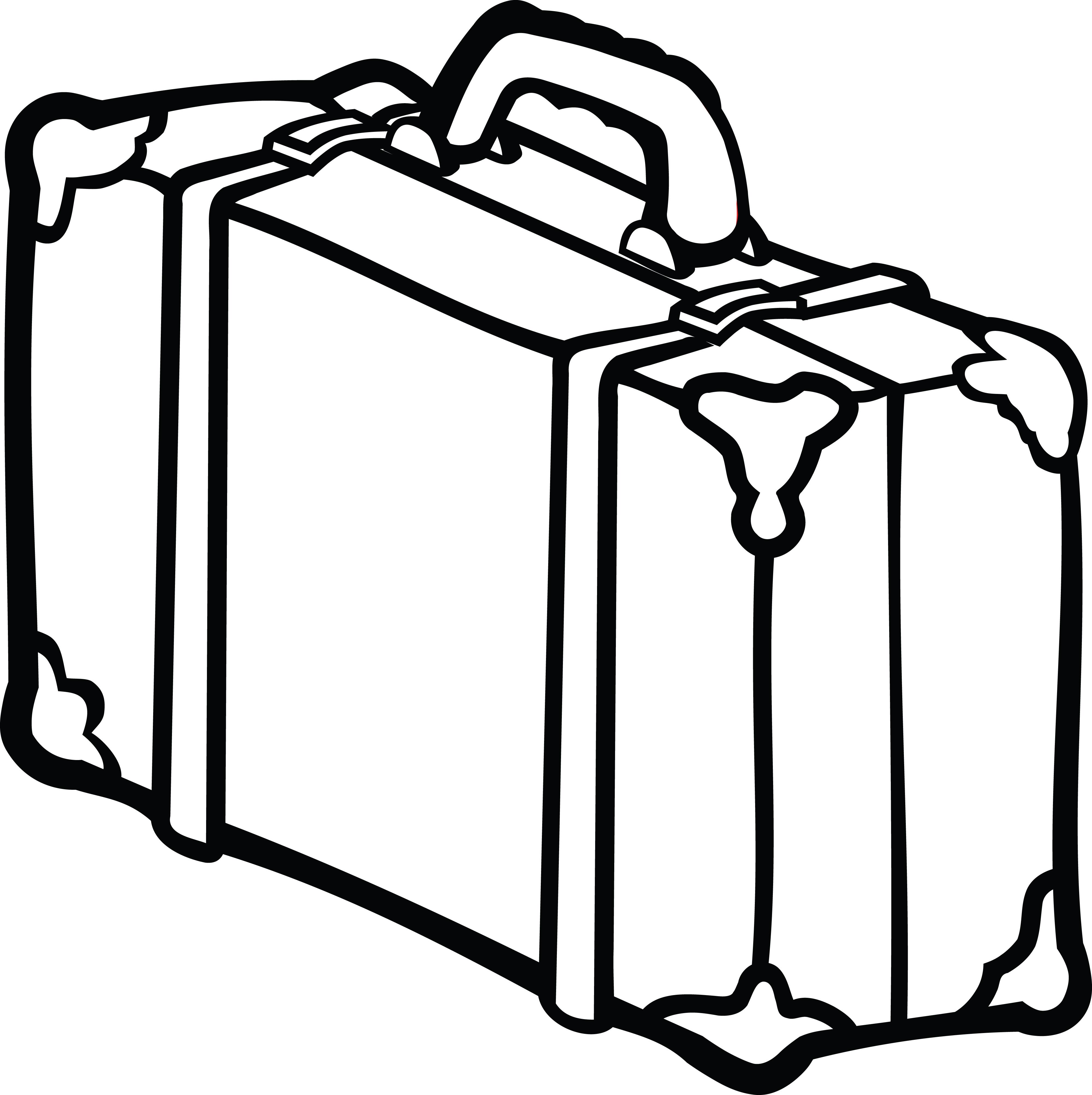 Suitcase Clipart-Clipartlook.com-4000-Suitcase Clipart-Clipartlook.com-4000-0
