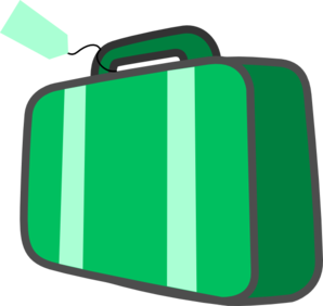 Suitcase clipart 1 ...
