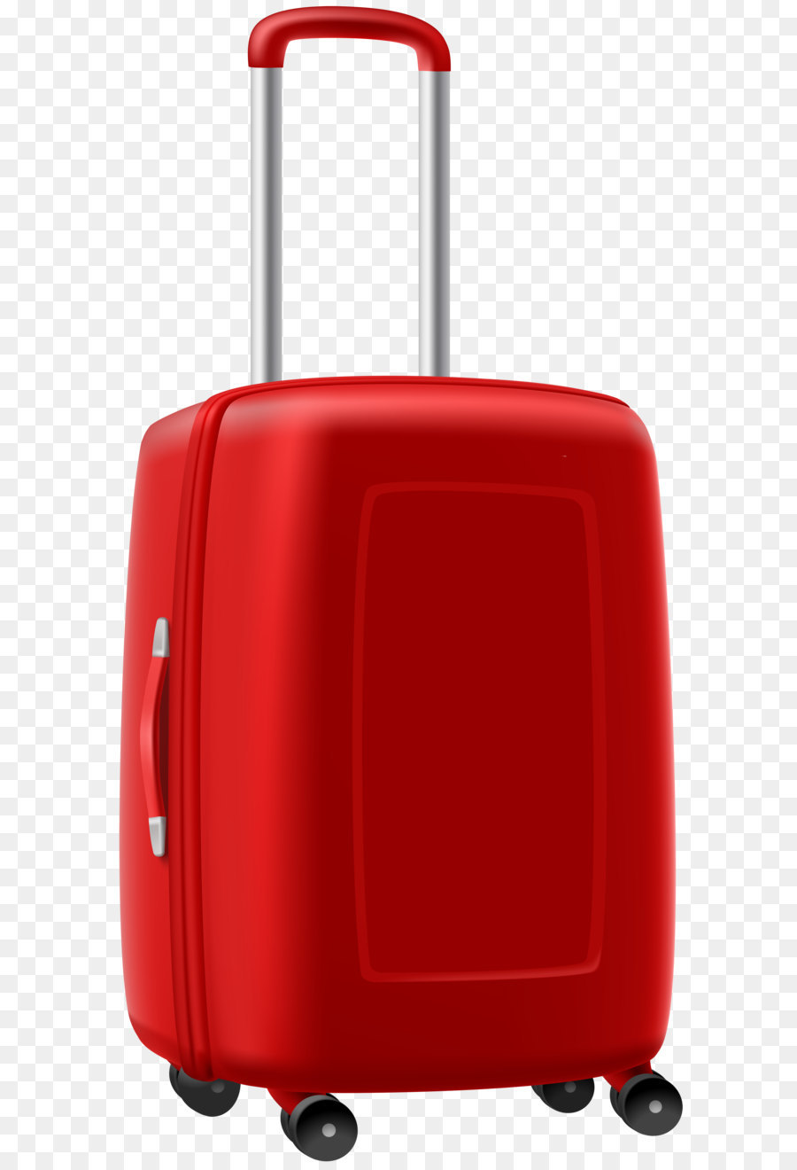 Suitcase Baggage Royalty-free Clip Art --Suitcase Baggage Royalty-free Clip art - Trolley Suitcase PNG Clipart Image-9