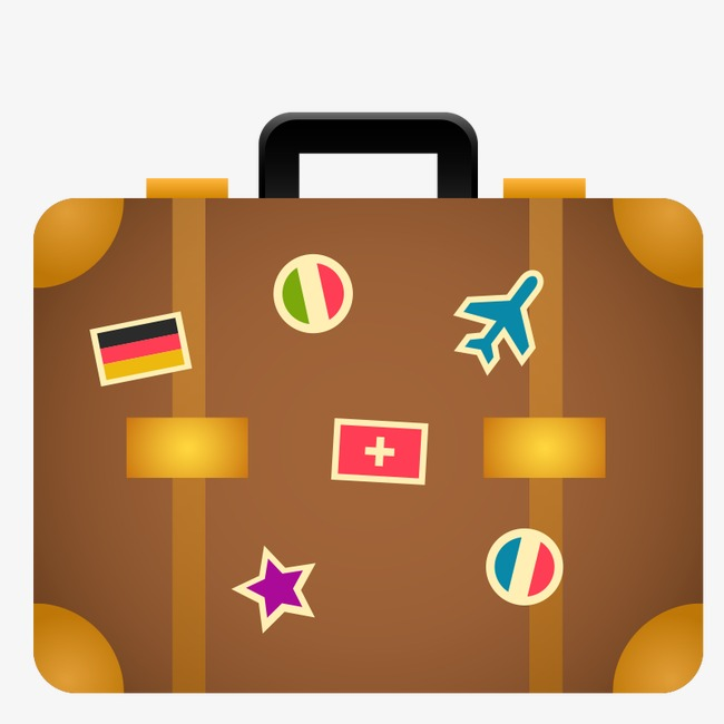 suitcase, Icon, Holiday, Vector PNG Image and Clipart