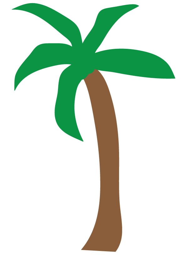 summer tree clipart