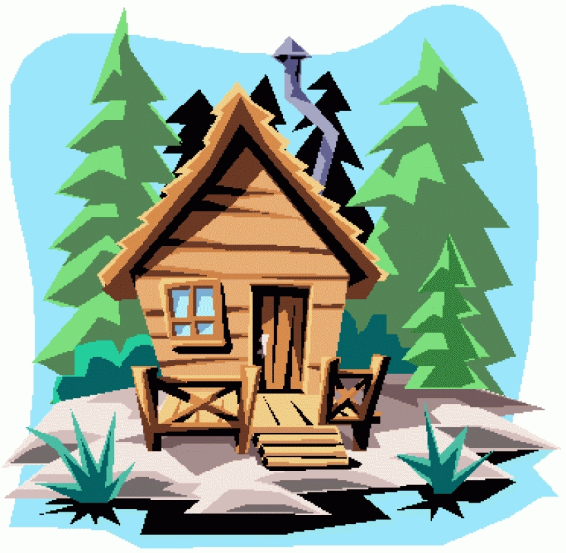 Summer Camp Cabin Clipart Clipartall-Summer camp cabin clipart clipartall-16