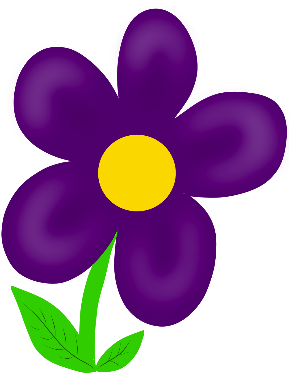 Summer Flowers Clip Art - Clipart library