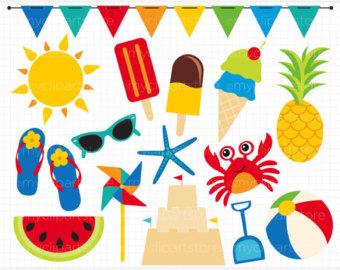 Summer Fun Clip Art-summer fun clip art-11