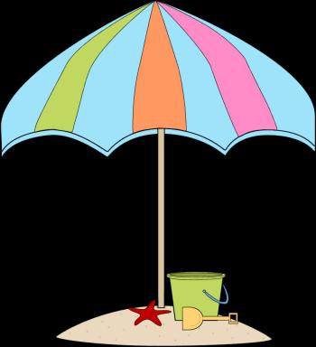 Summer Sand Clip Art - Summer Sand Image-Summer Sand Clip Art - Summer Sand Image. UMBRELLA BEACH CLIP ART ...-10