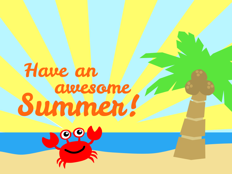Summer Theme Clipart Free Clip Art Images
