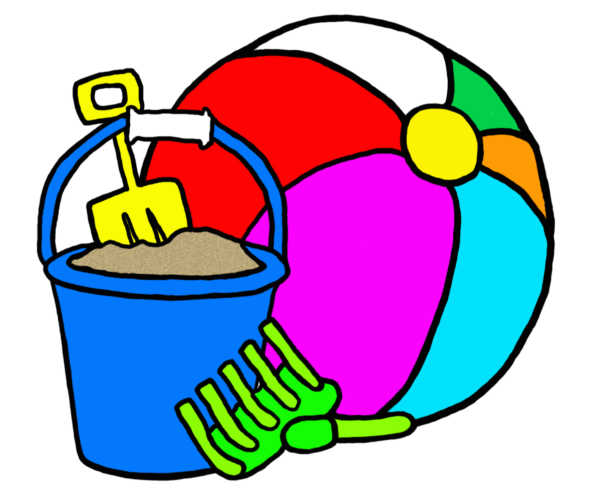 Summer Time Clip Art. Summertime cliparts