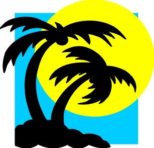 Summer vacation clip art clipart 2