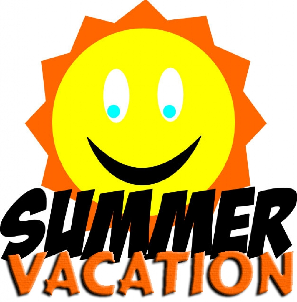 summer vacation images clipart .