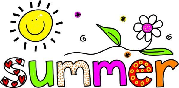 summertime clipart - Summer Clip Art Free