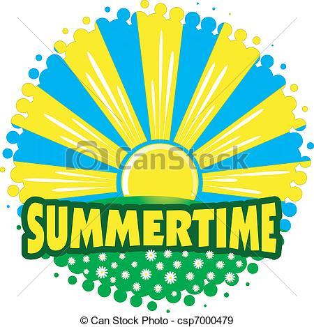 ... summertime sun