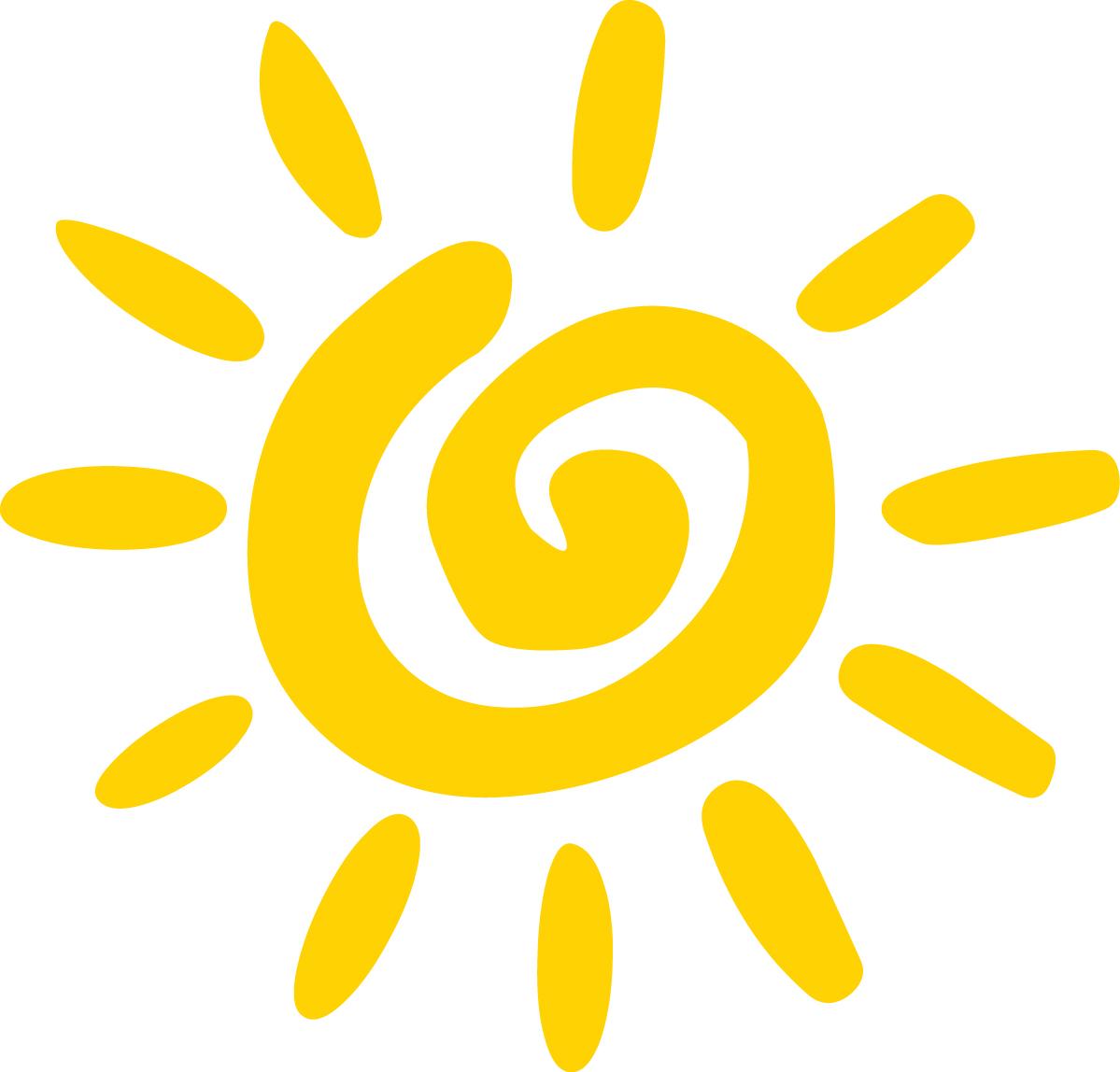 sun clipart-sun clipart-10